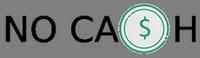 no cash logo